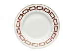 Catene Red Buffet/Dinner Plate
