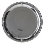 Berry Round Metal Tray