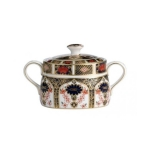 Old Imari Covered Sugar Bowl