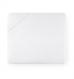 Celeste White King Fitted Sheet