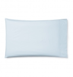 Celeste Blue Standard Pillowcases, Pair