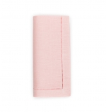Festival Carnation Dinner Napkins, Set of Four