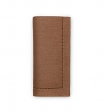 Festival Hazelnut Dinner Napkins, Set of Four