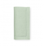Festival Mint Dinner Napkins, Set of Four