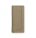 Festival Olive Dinner Napkins, Set of Four