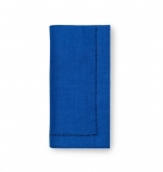 Festival Royal Blue Dinner Napkins, Set of Four