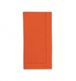 Festival Tangerine Dinner Napkins, Set of Four