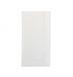 Festival White Dinner Napkins, Set of 4