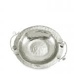 Botanical Leaf Small Glass Bowl
