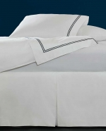 Grande Hotel White King Bed Skirt