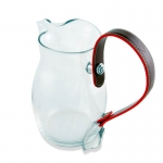 Stirrup Leather Pitcher