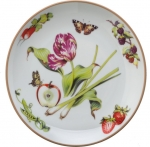Summerlea Tulip, Onion and Apple Salad Plate