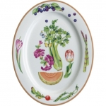 Summerlea Oval Platter
