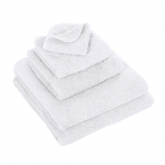 Super Pile White Hand Towel