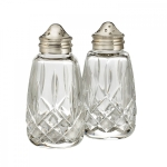 Lismore Salt and Pepper Shakers