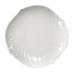 Waves Relief Breakfast Saucer