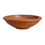 Small Cherry Wood Willoughby Bowl