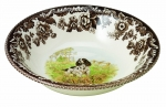 Woodland English Springer Spaniel Ascot Cereal Bowl