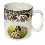 Woodland English Springer Spaniel Mug