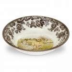 Woodland Yellow Labrador Ascot Cereal Bowl