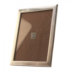 Sterling Silver Textured 8x10 Frame