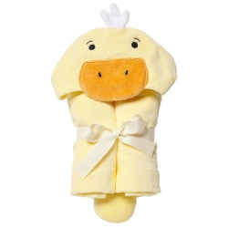 Yellow Ducky Bath Wrap